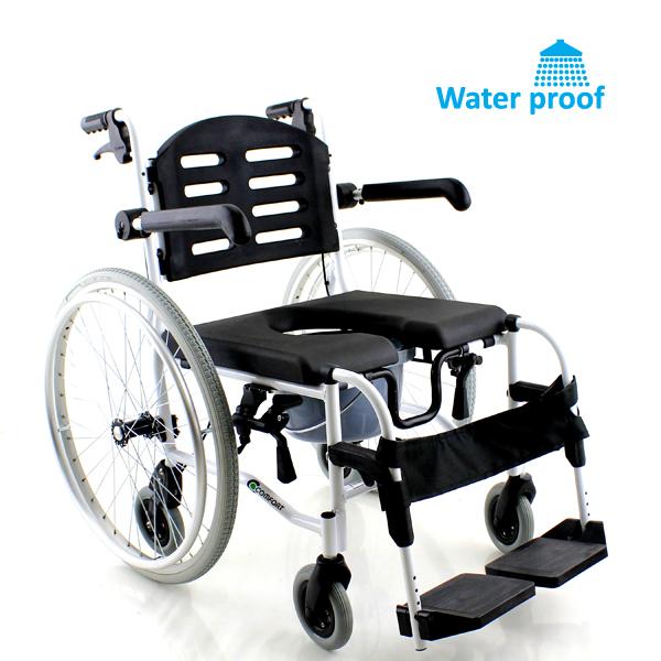 Comfort SL-155 Banyo ve Tuvalet Sandalyesi 1