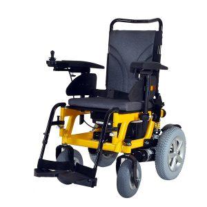 İMC-103S Model Akülü Tekerlekli Sandalye 1