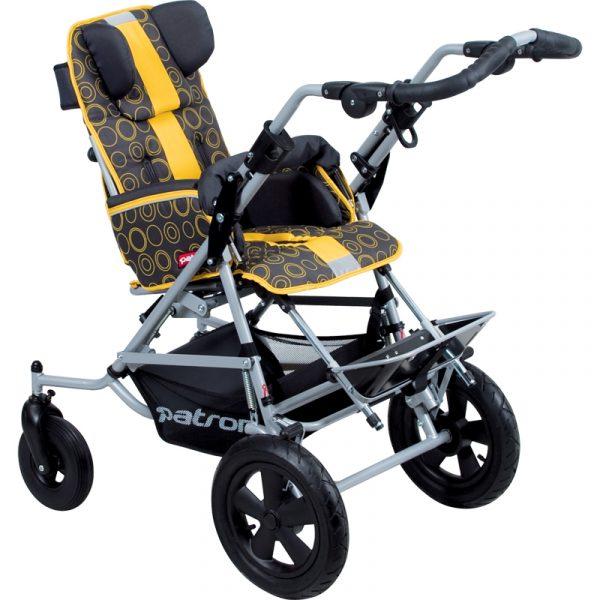 Tom 4 Xcountry Engelli Çocuk Arabası, Puseti 3