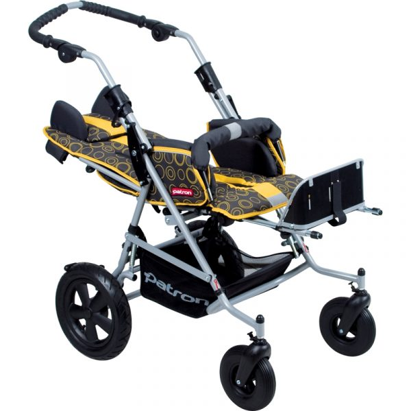Tom 4 Xcountry Engelli Çocuk Arabası, Puseti 4