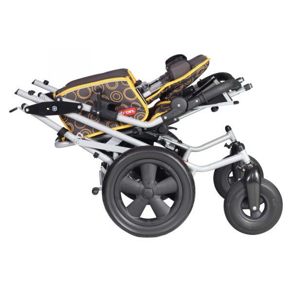 Tom 4 Xcountry Engelli Çocuk Arabası, Puseti 5
