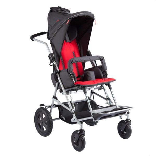 Tom 4 Klasik Engelli Çocuk Arabası, Puseti 1