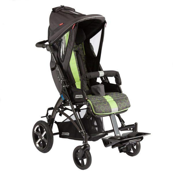 Jacko Streeter Engelli Çocuk Arabası, Puseti 1