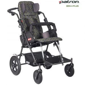 Ben 4 Plus Engelli Çocuk Arabası, Puseti 1