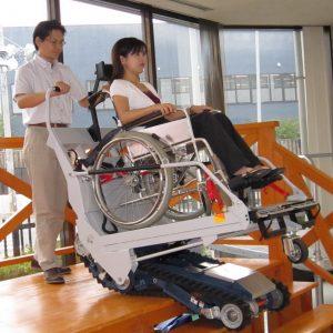 Sunwa Super Trac Merdiven Çıkma-İnme Cihazı 1