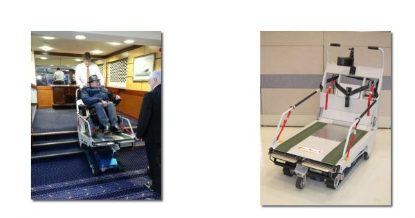 Sunwa Super Trac Merdiven Çıkma-İnme Cihazı 2