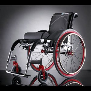 Comfort SL-5000 Tekerlekli Sandalye 1