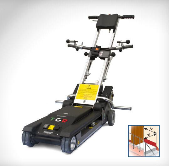 Jolly Standart Engelli Merdiven Çıkma-İnme Cihazı 2