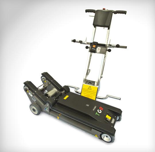 Jolly Standart Engelli Merdiven Çıkma-İnme Cihazı 3
