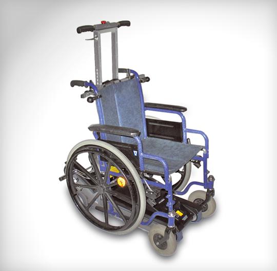 Jolly Standart Engelli Merdiven Çıkma-İnme Cihazı 5