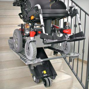 Jolly Ramp Engelli Merdiven Çıkma-İnme Cihazı 1