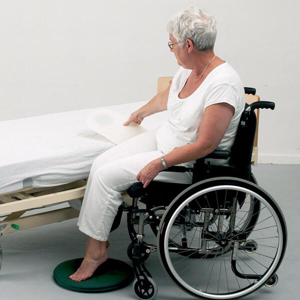 3B Board Sandalyeden Yatağa Geçiş