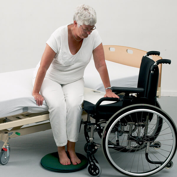3B Board Yataktan Sandalyeye Geçiş