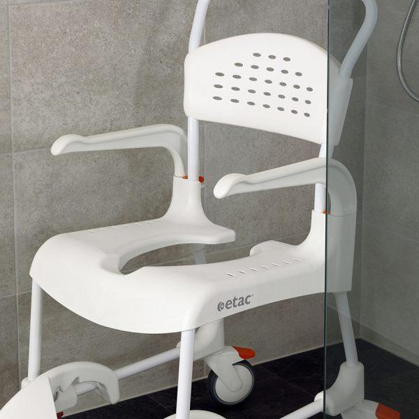 Etac Clean Banyo ve Tuvalet Sandalyesi 3
