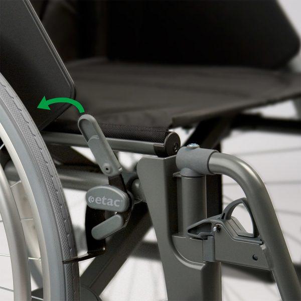 Etac M100 Tekerlekli Sandalye 3