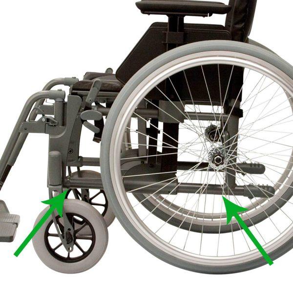 Etac M100 Tekerlekli Sandalye 5