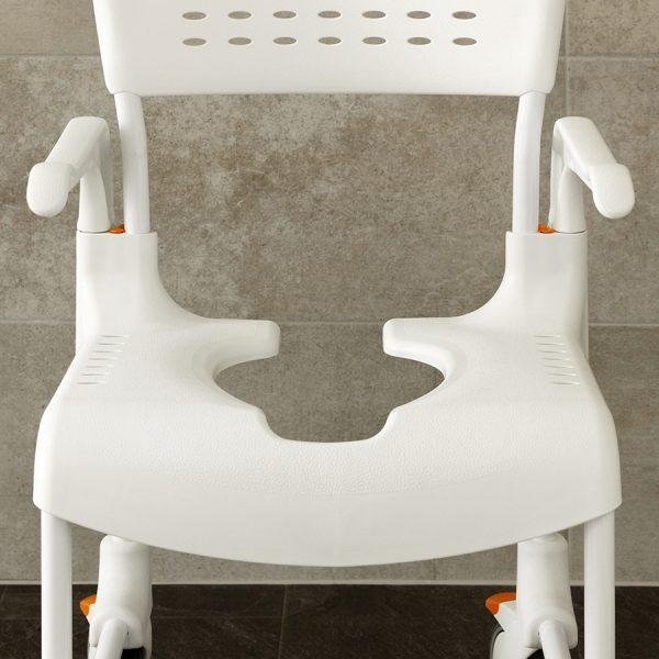 Etac Clean Comfort Banyo ve Tuvalet Sandalyesi 4