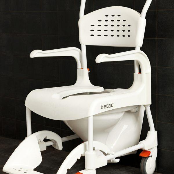 Etac Clean Comfort Banyo ve Tuvalet Sandalyesi 5