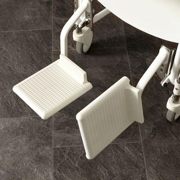 Etac Clean Yüksekliği Ayarlanabilir Banyo ve Tuvalet Sandalyesi 4