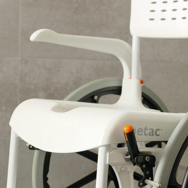 Etac Clean 24″ Banyo ve Tuvalet Sandalyesi 6