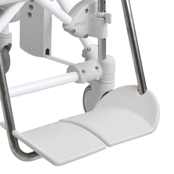 Etac Swift Mobile Banyo ve Tuvalet Sandalyesi 6