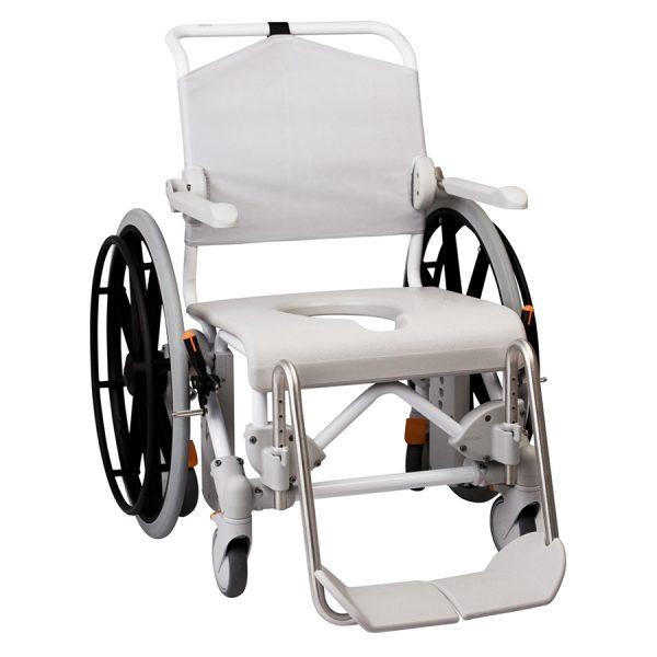 Etac Swift Mobile 24″ Banyo ve Tuvalet Sandalyesi 1