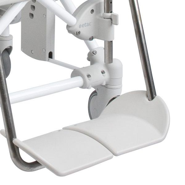 Etac Swift Mobile 24″ Banyo ve Tuvalet Sandalyesi 5