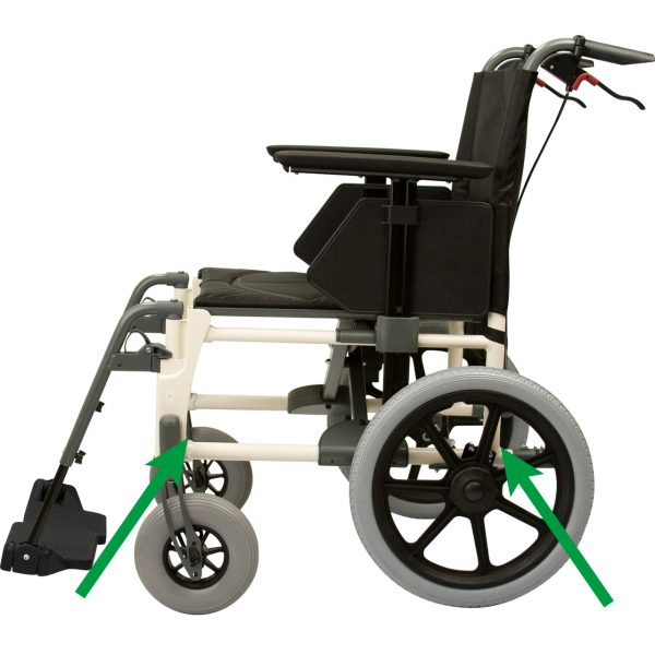 Etac M100TR Tekerlekli Sandalye 7