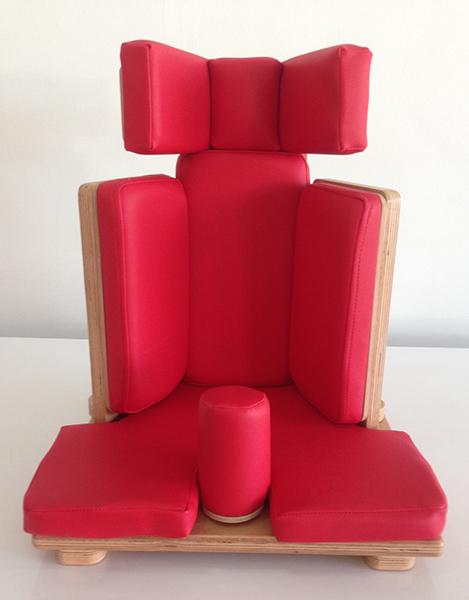 Korner Engelli Çocuk Köşe Oturma Sandalyesi 1