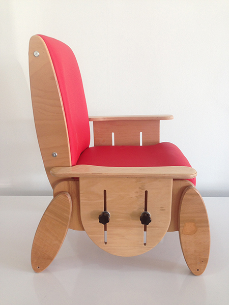 Rabbit Engelli Çocuk Sandalyesi 3