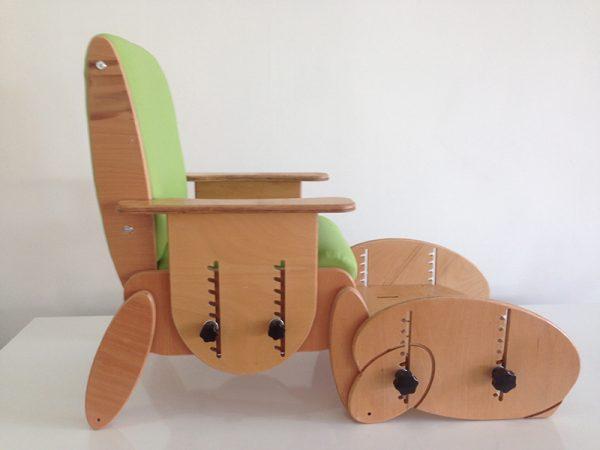 Rabbit Engelli Çocuk Sandalyesi 5