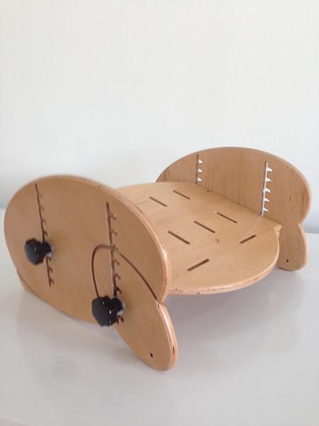 Rabbit Engelli Çocuk Sandalyesi 6
