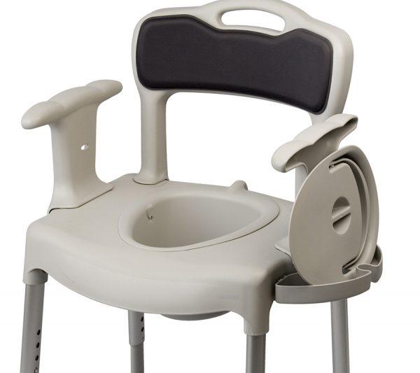 Etac Swift Commode Banyo ve Tuvalet Sandalyesi 2