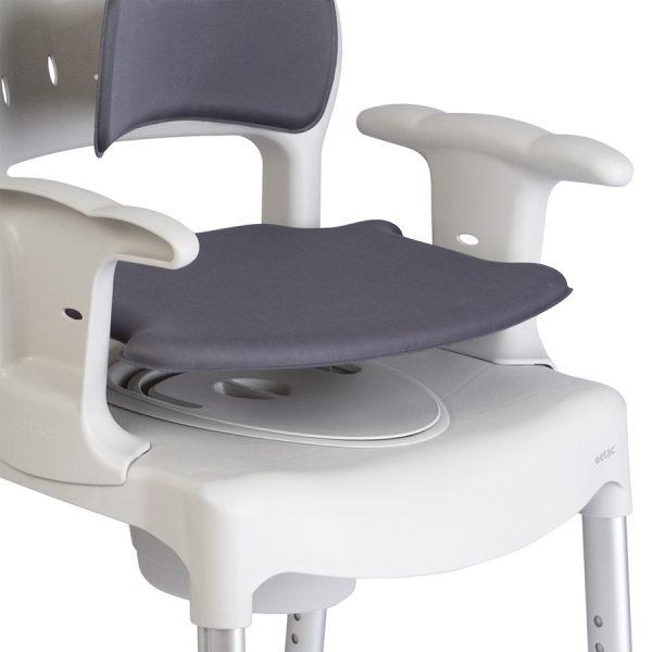 Etac Swift Commode Banyo ve Tuvalet Sandalyesi 4