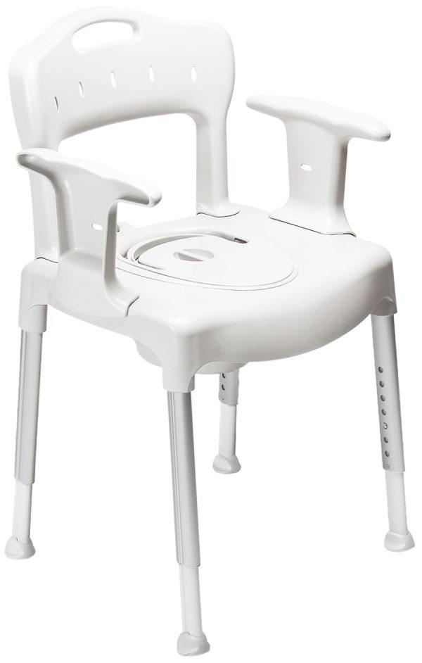 Etac Swift Commode Banyo ve Tuvalet Sandalyesi 5