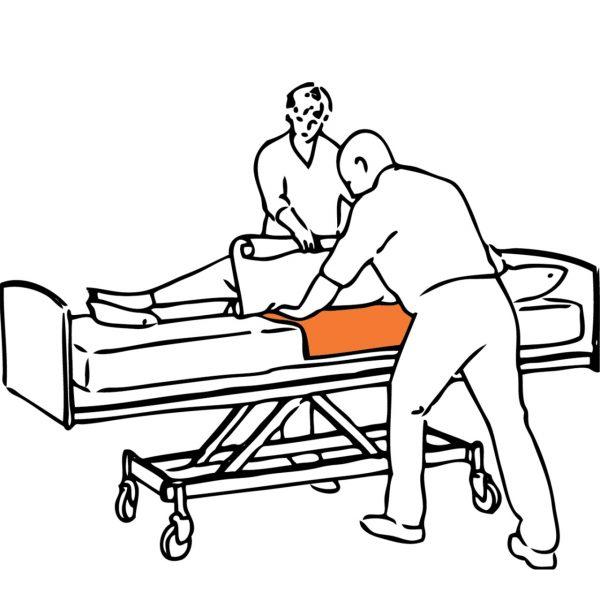 Immedia Hasta Kaydırma ve Pozisyonlama Kumaşı 6