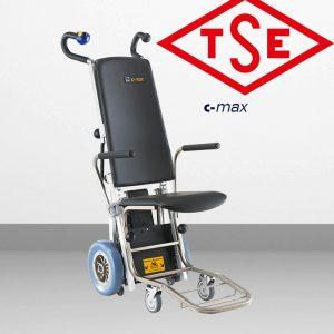 TSE Belgeli C-Max Engelli Merdiven Çıkma-İnme Cihazı 1