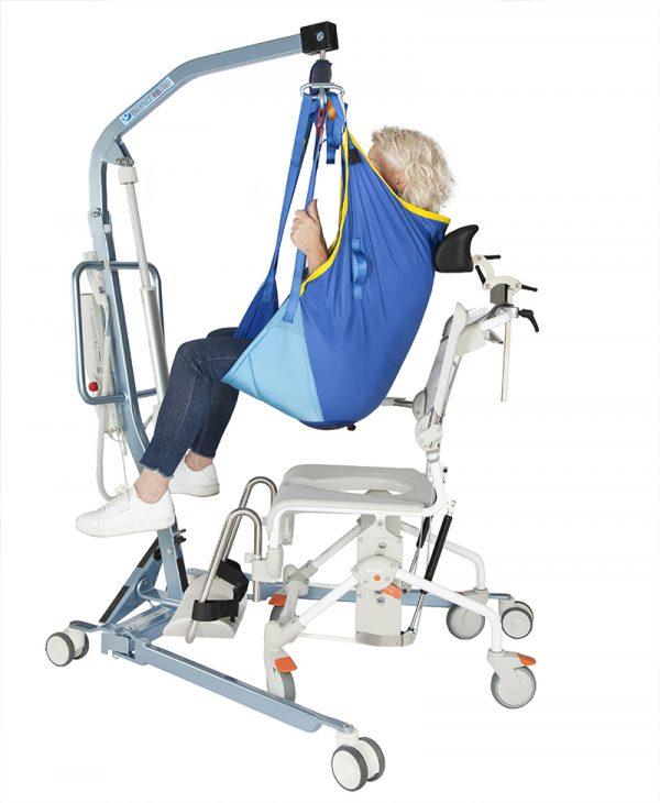 BedAiD RB-160 Hasta Taşıma Lifti – Katlanabilir 7