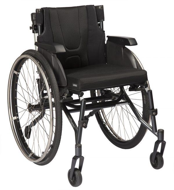 S3 Swing Short Aktif Tekerlekli Sandalye 3