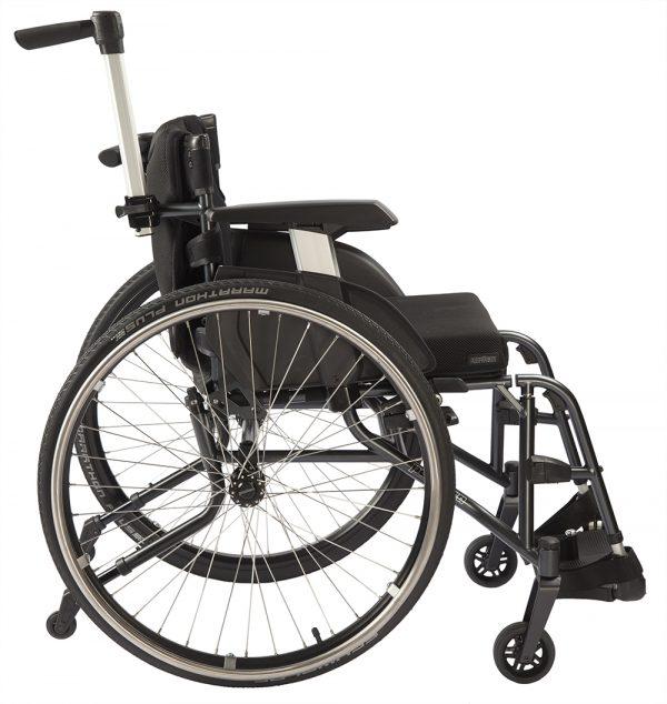 S3 Swing Short Aktif Tekerlekli Sandalye 5