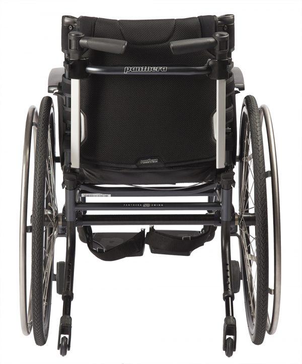 S3 Swing Short Aktif Tekerlekli Sandalye 6