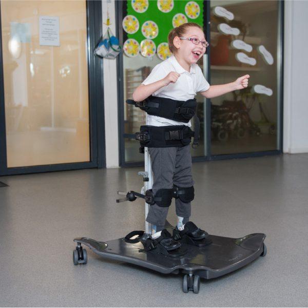 Meerkat Engelli Çocuk Ayakta Durma ve Salınım Sehpası 1