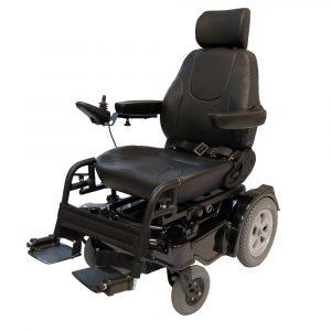 Belmo BL300 Standart Koltuklu Akülü Tekerlekli Sandalye 1