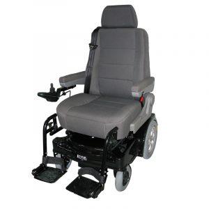 BL400 Konfor Koltuklu Akülü Tekerlekli Sandalye 1
