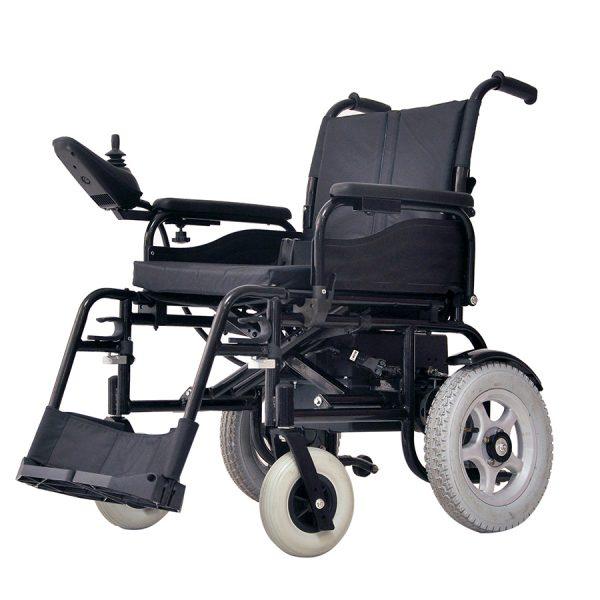 İMC-100 Model Akülü Tekerlekli Sandalye 1