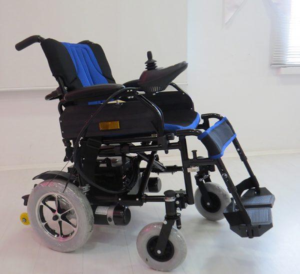 İMC-101 Akülü Tekerlekli Sandalye 8