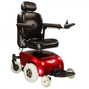İMC-107 Akülü Tekerlekli Sandalye 1