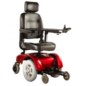 İMC-108 Akülü Tekerlekli Sandalye 1