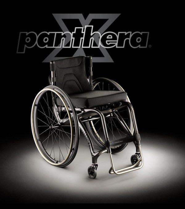 Panthera X Aktif Tekerlekli Sandalye 1