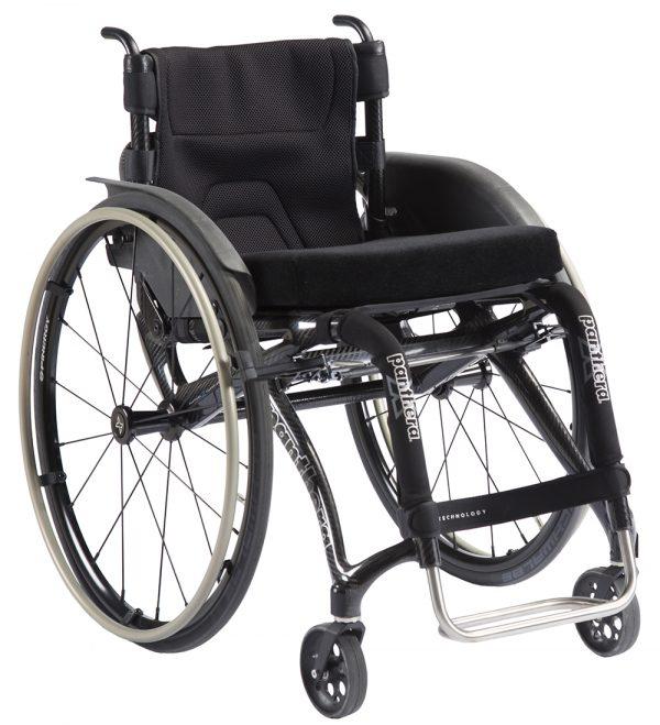 Panthera X Aktif Tekerlekli Sandalye 2